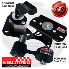 Ford Fiesta MK6 ST150 Vibra Technics komplettes Straßen Satz