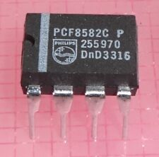 Philips PCF8582C CMOS EEPROMs I2c-bus DIP