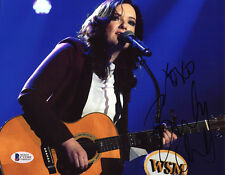 Brandi Clark Country Musician Authentic Signed 8X10 Photo Bas #C15395
