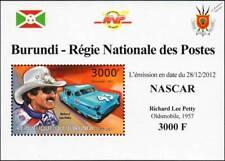 Richard Petty el rey #43 1957 Oldsmobile Nascar Raza/hoja de sello de coche de carreras #2