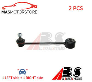 ANTI ROLL BAR STABILISER PAIR REAR OUTER ABS 260465 2PCS P NEW OE REPLACEMENT