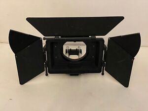 Kamerar Matte Box MAX-1 und Follow Focus