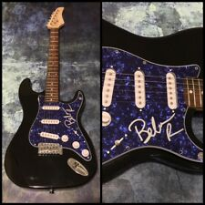 GFA Meant to Be * BEBE REXHA * Signed Autographed Electric Guitar COA