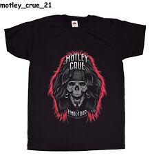 MOTLEY CRUE   T-shirt Printed