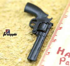 "1/6 Scale Cole Python 357 Revolver For 12"" Action Figure Gun Model Weapon Cowboy"