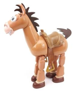 Disney Toy Story  Rearing Bullseye Horse Moving Legs Action Figure 8 Inch Tall