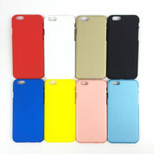 Fundas y carcasas mate Para iPhone 6s de plástico para teléfonos móviles y PDAs