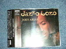 JOEY ARIAS Japan 1990 NM CD+Obi JAZZO LOZO