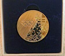 2014 Sochi Russia Olympic NOC Athlete's Participation Medal w Original Box