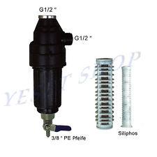 Prefiltro filtro de agua agua pozo filtro arena filtro Filtro Syr.
