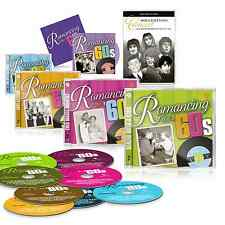 Romancing the 60s 8 CD Set + Bonus CD + Free DVD + Booklet - As Seen On TV