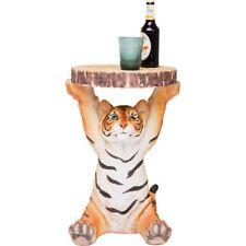 Kare Design 78892 Beistelltisch Tiger Blumensäule Tisch Telefontisch Loungetisch