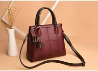 Designer Women Genuine Leather Luxury Handbags Shoulder Crossbody Messenger Tote