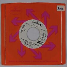 JERRY BUTLER:  Got To See If I Can´t Get Mommy USA Mercury Soul PROMO 45 NM-