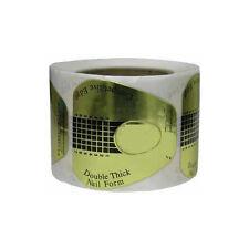 Nagel Kunst Wettbewerbsvorteil Form Nagel Erweiterung - Golden 500 Stueck G2Y6