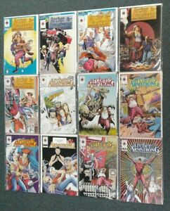 Archer & Armstrong #0, 1-26 Valiant Comics 1992 Complete Set! VF-NM 8.0-9.0+!