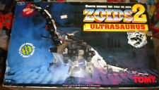 ZOIDS 2 ULTRASAURUS TOMY 5953 MIB MINT VINTAGE HUGE SEALED BOX ULTRA RARE
