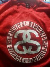 Stussy SS LOGO Mesh Shirt/Jersey  Men Medium