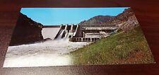 Vintage Hell's Canyon Dam Postcard Idaho Snake River