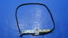 "Dell Inspiron One 2330 23"" OEM Power Button Board w/Cable N9XP1 G20PT ER*"