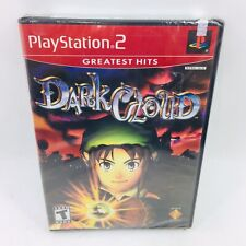 Dark Cloud Greatest Hits PlayStation 2 PS2 Brand New Holofoil Sealed