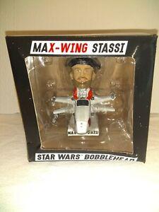 Houston Astros Max-Wing Stassi Star Wars X Wing SGA Bobblehead 2019 NIB