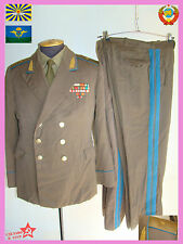 RARE M69 GENERAL DAILY uniforms Soviet Army Air Force USSR  Maj.-Gen. + Gift