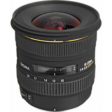 Sigma 10-20mm F4-5.6 EX HSM DC Lens For Olympus (Four Thirds) 201107, London