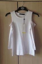 Karen Millen Cold Shoulder Knit Jumper, Size XS, RRP £85