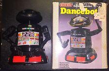 Vintage 1974 Blue-Box Dance-Bot 228 with Original Box