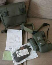 BNISE Military HD Binoculars Navigation Compass Rangefinder 10x50 Bag Large NEW