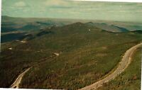 Vintage Postcard - Whiteface Mt Memorial Highway Lake Placid New York NY #4905