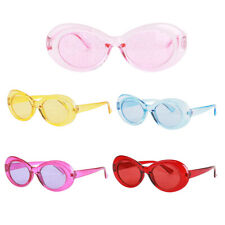Novelty Mod Thick Frame Sunglasses Clout Goggles Party Costume for Women Men