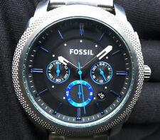 New Old Stock - FOSSIL FS4931 - Chronograph Black Dial Quartz Men Watch