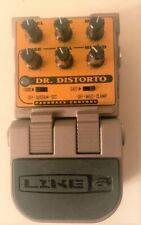 Line 6 DR Distorto Feedbacker Distortion Overdrive Pedal Stompbox