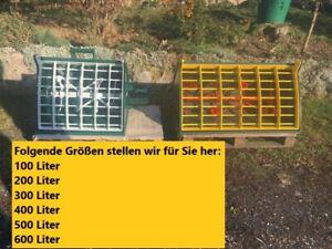 Betonmischschaufel Mischschaufel für Hoflader Radlader Bagger Minibagger 100