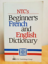Beginner's French and English Dictionary by Jacqueline Winders (NTC)