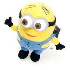 "Hto Brand New 6"" Despicable Me 2 Minion Figure Dave 18cm Plush Toy Stuffed Doll"