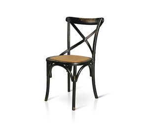 Chair Black Article 781, 2 Pieces
