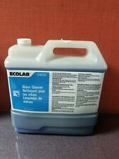 Ecolab 6100288 Glass & Surface Cleaner 2.5 Gallon Ultra Concentrated #3184