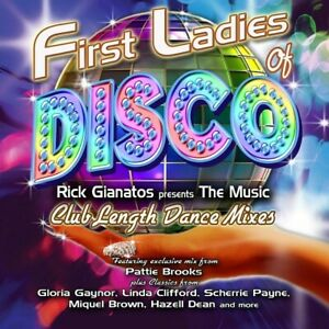First Ladies Of Disco - SEALED U.S. CD