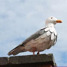 Primus Seagull Metal Garden Sea Gull Patio Animal Ornament