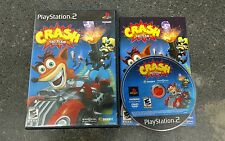 Crash: Tag Team Racing - Playstation 2 Game Complete
