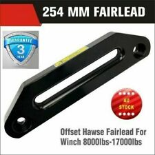 Offset Fairlead Aluminium Alloy Synthetic Dyneema Rope ARB TJM 4WD