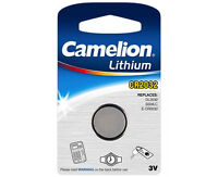 5X batteria pila bottone litio cr2032 2032 CAMELION CR 2032 PILE BATTERIE