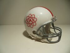 "CUSTOM CALIFORNIA ATOMS MINI FOOTBALL HELMET FROM THE 1977 MOVIE ""GUS""  ED ASNER"