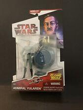 Star Wars Clone Wars Admiral Yularen With Hologram KG JP1
