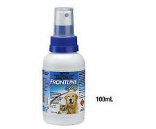 Frontline Spray 100ml Flea Tick Lice Treatment for Dog and Cat