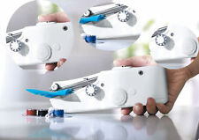 New Portable Household Handy Stitch Electric Mini Handheld Sewing Machine Gift