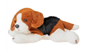 NEW Cuddlimals Cute Harper Beagle Dog Plush Puppy Toy Great Sweet Kids Gift Idea